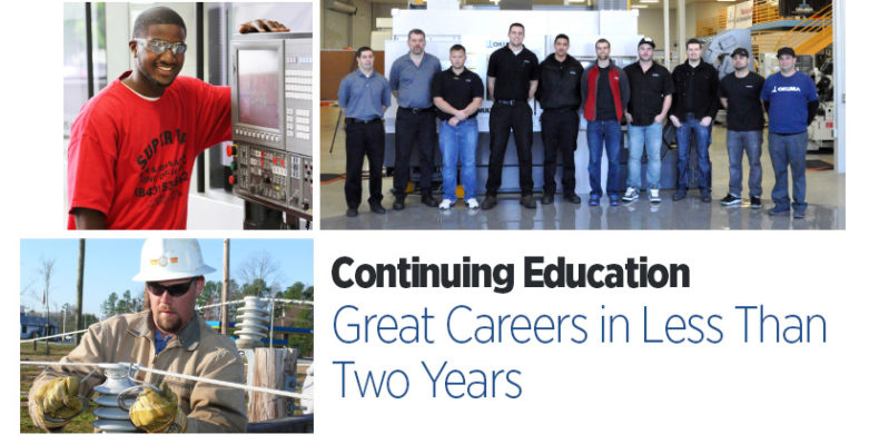 Train For A Career In Less Than A Year