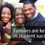 Families are key partners in student success